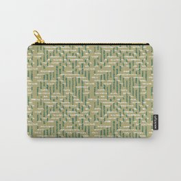 Tribal Maze Carry-All Pouch