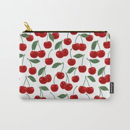 red cherry pattern Carry-All Pouch