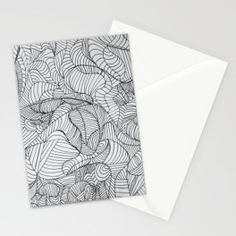a little there there Stationery Cards