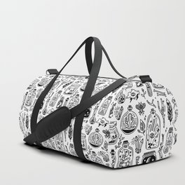 The Tiny Witch Gallery Duffle Bag