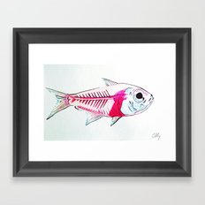 My First Water Color Framed Art Print