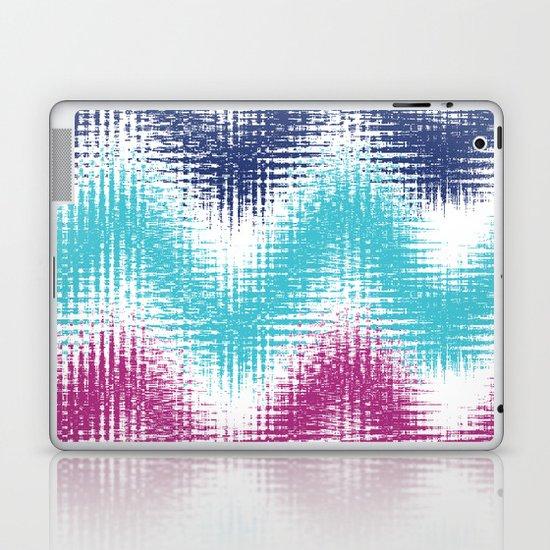 Batik Zig Zag Laptop & iPad Skin