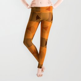 70s Era interior design Leggings