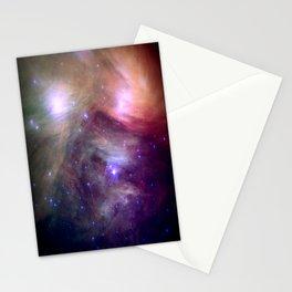 Galaxy : Pleiades Star Cluster NeBula Stationery Cards