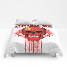To The Core Collection: China Comforters
