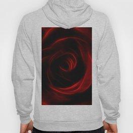 Eternal love red rose Hoody