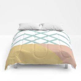 DREAM CATCHERS // Green mountains Comforters