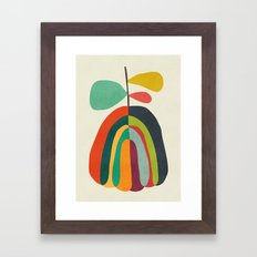 Harvest Season Framed Art Print