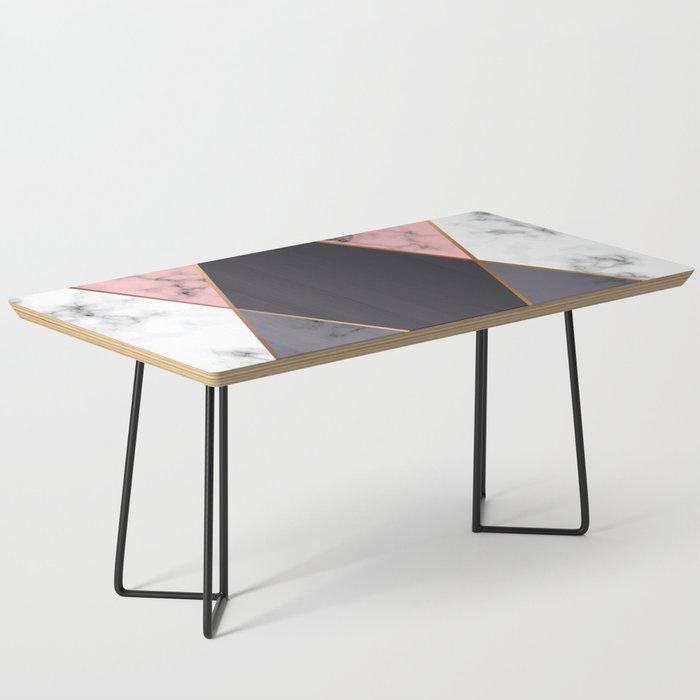 Marble Geometry 018 Coffee Table