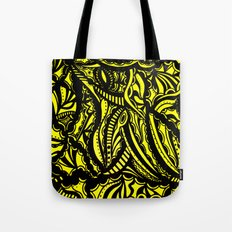 Yellow Lover Tote Bag