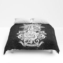Aquarius (horoscope sign) Comforters