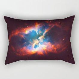 Space Confusion Rectangular Pillow