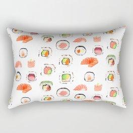 Sushi Time! Rectangular Pillow