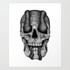 SKVLL Art Print