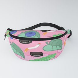 Cig Berry Cocoa Fanny Pack