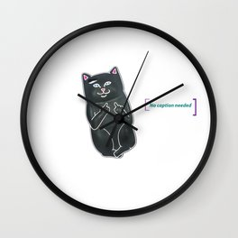 No caption needed Wall Clock