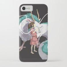 Spirited Away iPhone 7 Slim Case