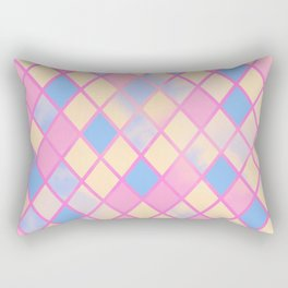 .Diamonds. Rectangular Pillow