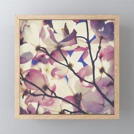 Flourish Framed Mini Art Print