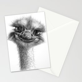 Hello-you ostrich sk130 Stationery Cards