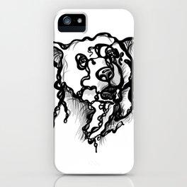 A bear iPhone Case
