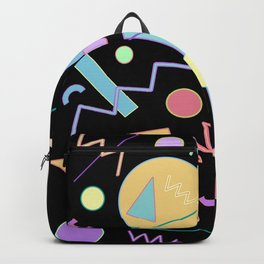Memphis #93 Black Backpack