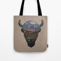 Bison Peak Tote Bag