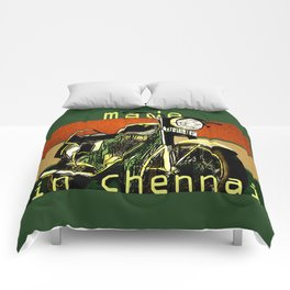 Royal Enfield - Made in Chennai Comforters