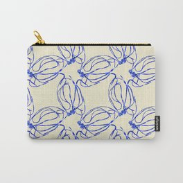 Seaweed Abstract Carry-All Pouch