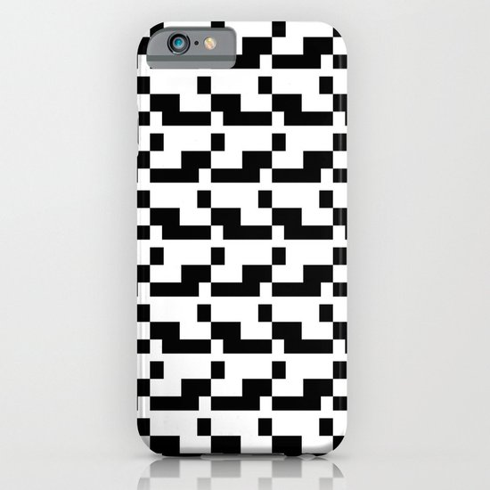 Blankaart Black & White Pattern iPhone & iPod Case