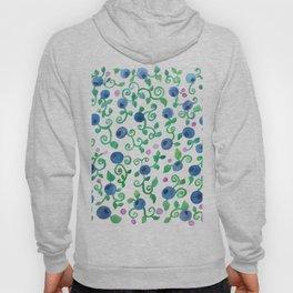 Blueberry Season Hoody