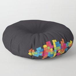 Tetris Floor Pillow
