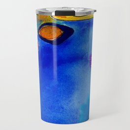Magical Thinking No. 2C by Kathy Morton Stanion Travel Mug