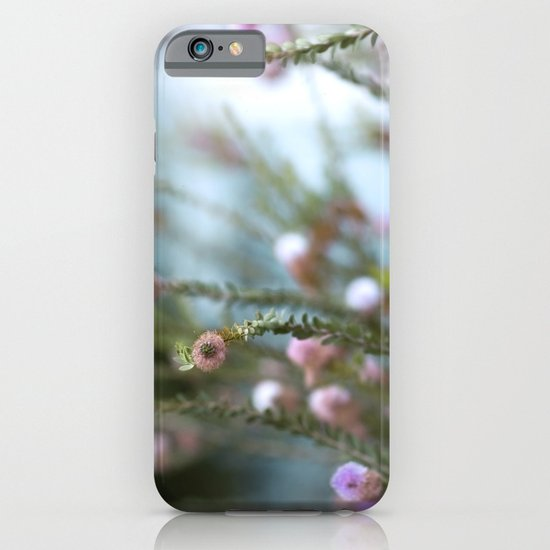 softly open our mouths iPhone & iPod Case