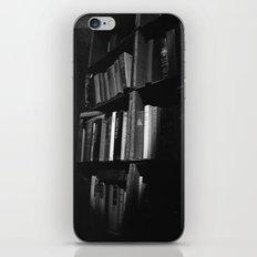 Book Case iPhone & iPod Skin