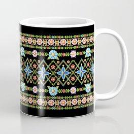 Gypsy Boho Chic Stripe Coffee Mug
