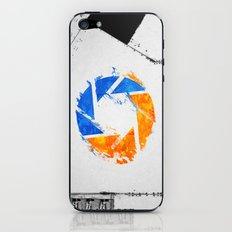 Aperture Vandal iPhone & iPod Skin