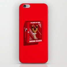 In case of pigs... iPhone & iPod Skin