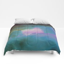 Imbue Sky Comforters