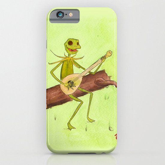 It Ain't Easy Being Green iPhone & iPod Case