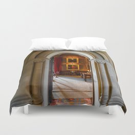 The Drawing Room Duvet Cover