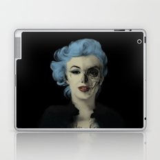 Screwed and Tattooed, Rockabilly Marilyn.  Laptop & iPad Skin
