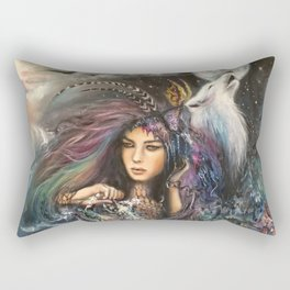 Transcendence Rectangular Pillow