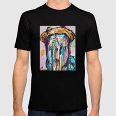 Dr. Sole MEDIUM Mens Fitted Tee Black