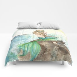 Summer Mermaid Comforters