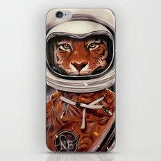 Tiger Astronaut iPhone & iPod Skin