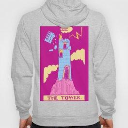 The Tower - A Femme Tarot Card Hoody