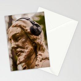 Jesus rocks (out) Stationery Cards
