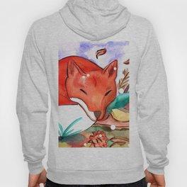 Fox of Autumn Hoody