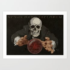 You Voted For Us Art Print